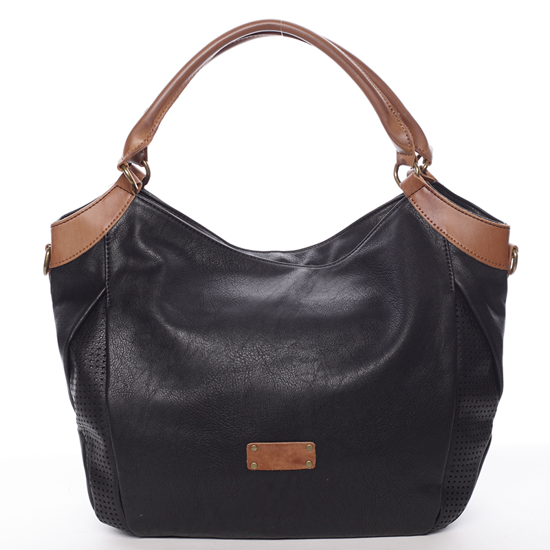 Módní dámská kabelka černá - MARIA C Dalilah
