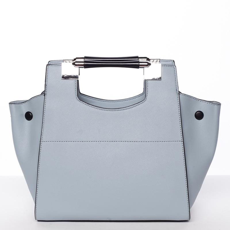 Moderní dámská kabelka do ruky modrá - Tommasini Marisa
