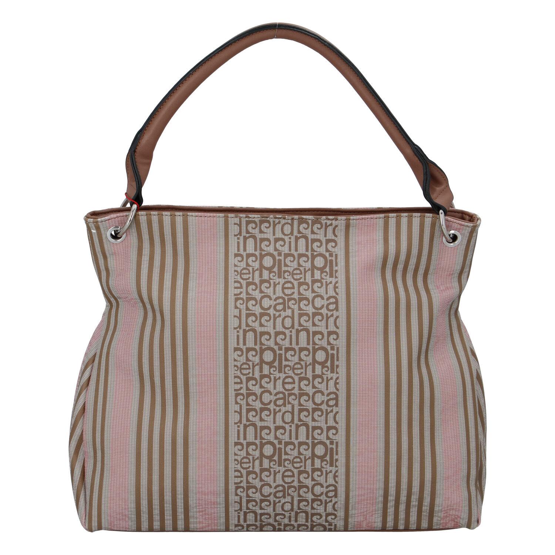 Dámská kabelka přes rameno hnědá - Pierre Cardin Jessy