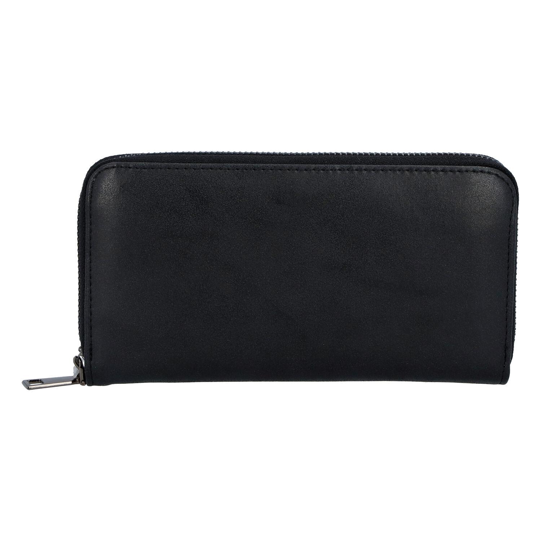 Elegantní dámská černá peněženka - Just Dreamz Mayce