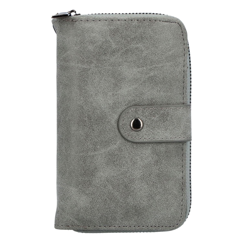 Dámská peněženka šedá - Just Dreamz Seems