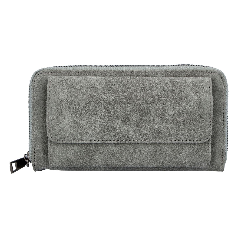 Dámská peněženka světle šedá - Just Dreamz Berin