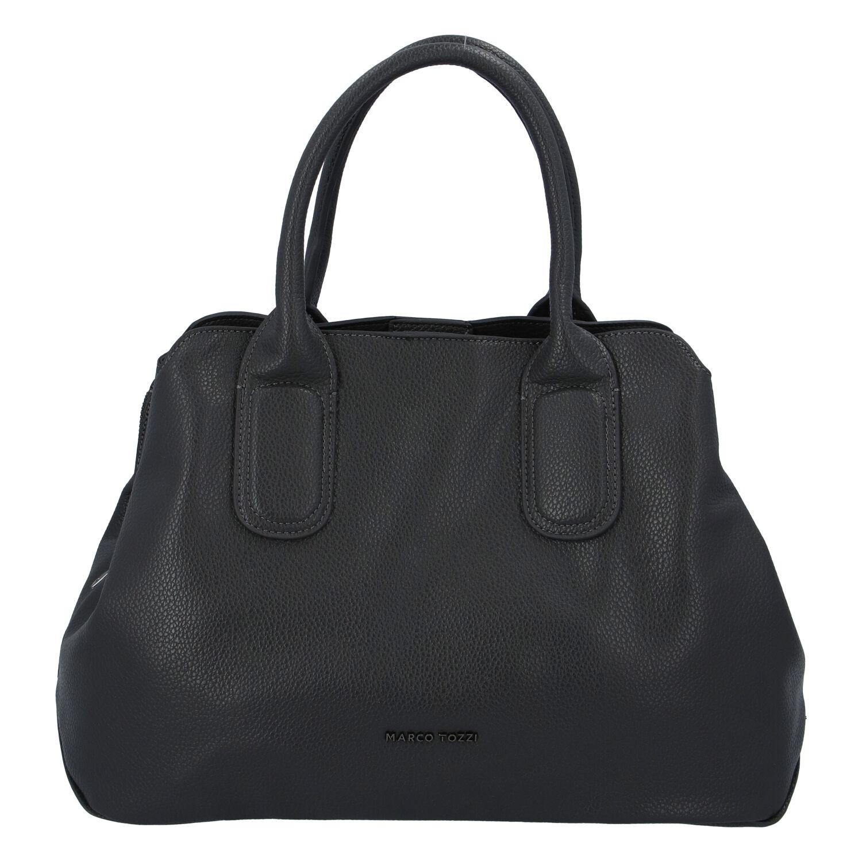 Dámská módní kabelka šedá - Marco Tozzi Zulu