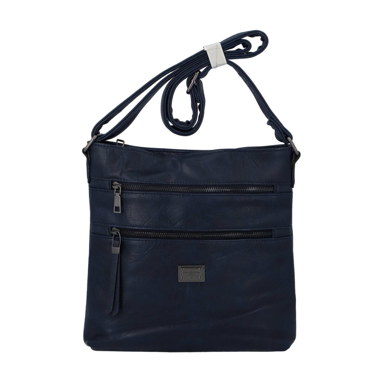 Dámská crossbody kabelka tmavě modrá - Romina Chiara