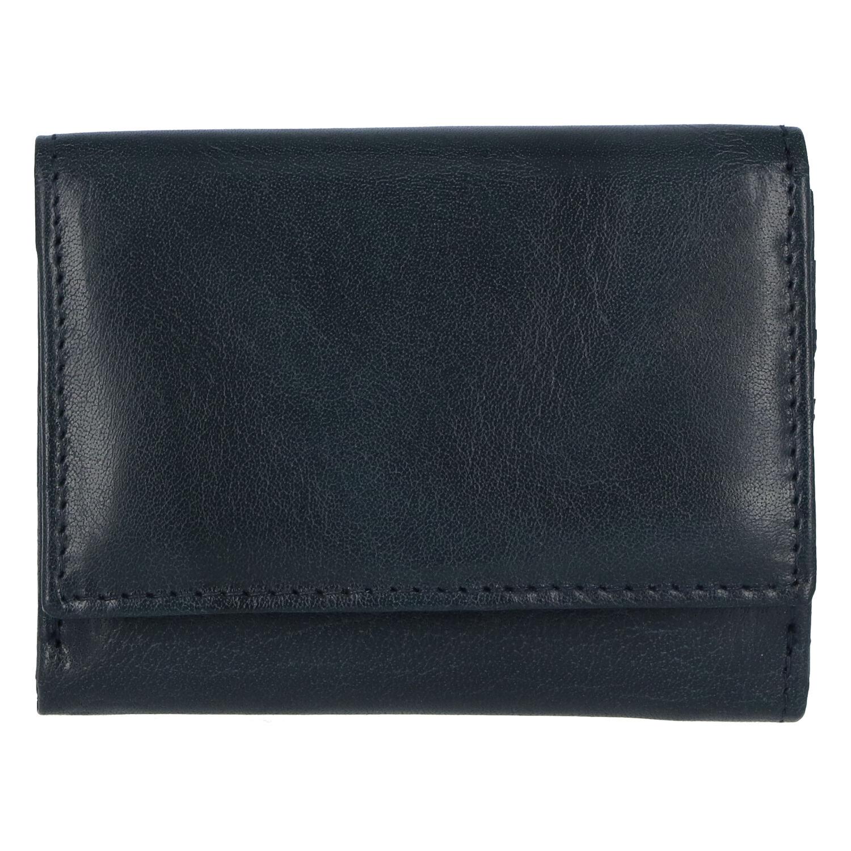 Dámská kožená peněženka tmavě modrá - Tomas Gulia
