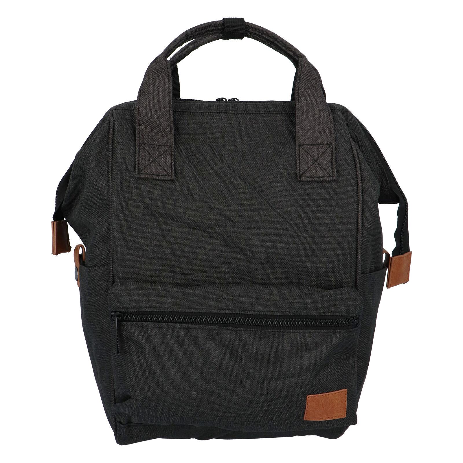 Látkový batoh černý - New Rebels Cody