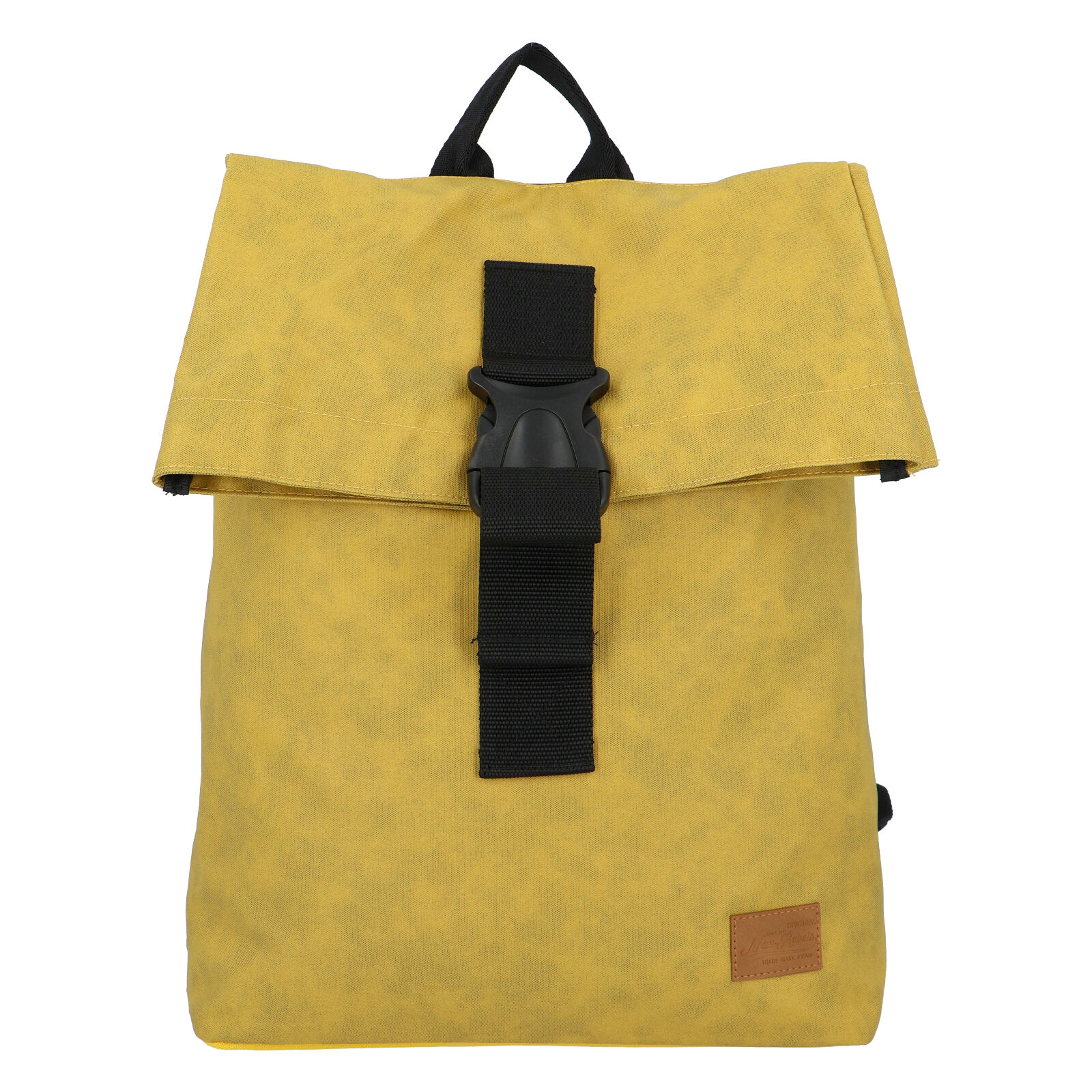 Pánský batoh tmavě žlutý - New Rebels Rebell