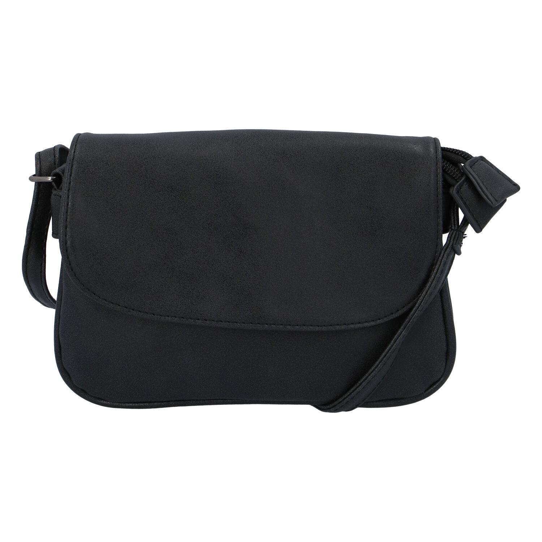 Malá dámská crossbody kabelka černá - Just Dreamz Mischelet