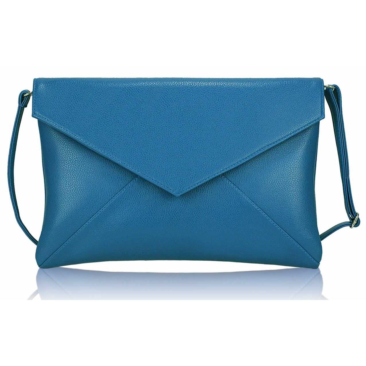 Modré psaníčko LS Fashion LSE00220