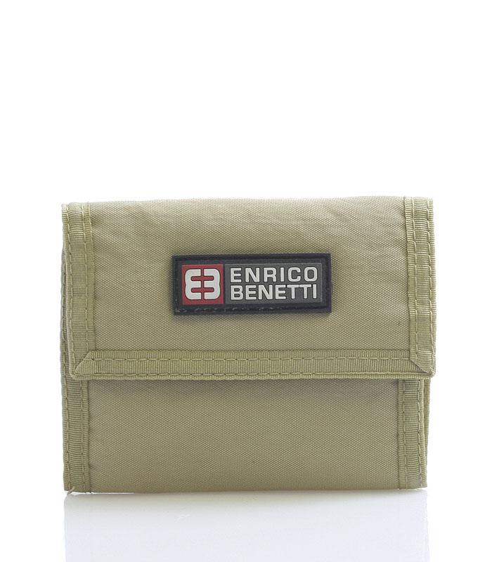 Písková látková peněženka Enrico Benetti 14607