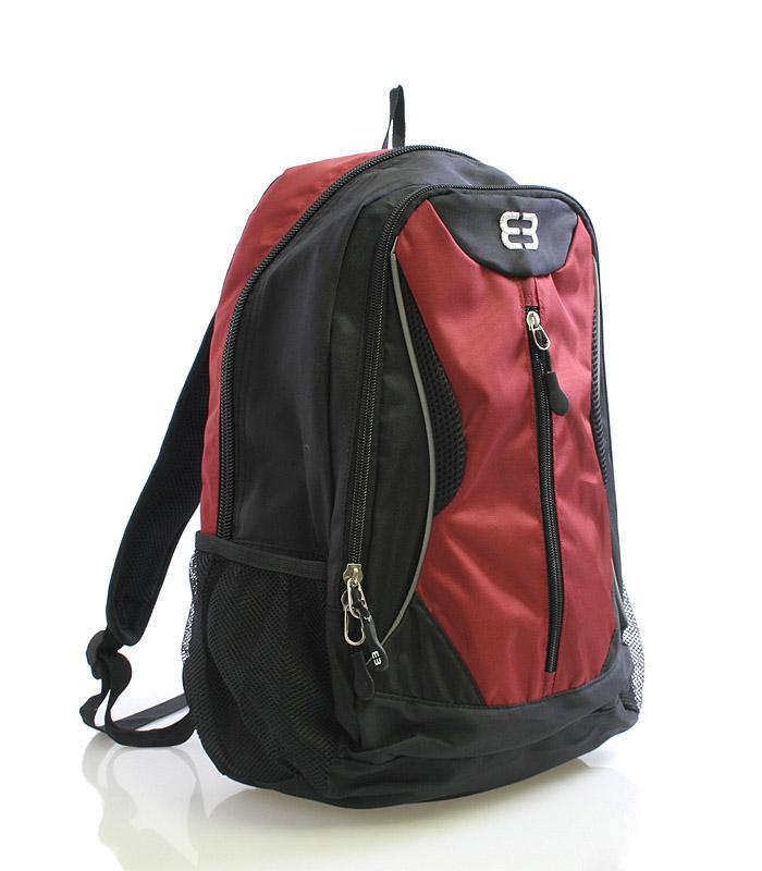Pánsky batoh červený - Enrico Benetti