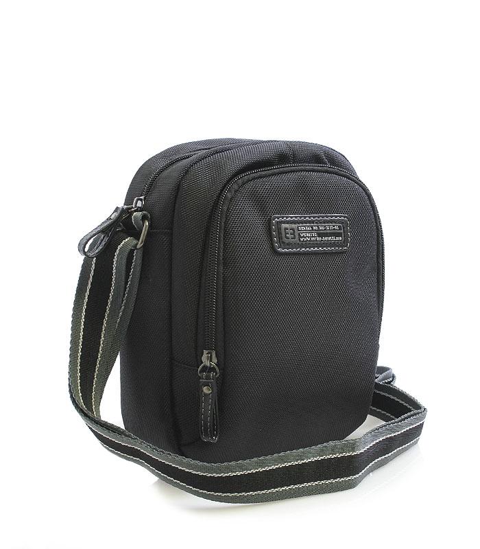 Černá taška na doklady Enrico Benetti 4466
