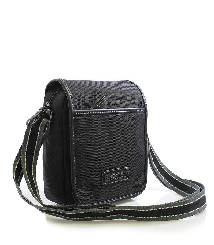 Černá taška na doklady Enrico Benetti 4468