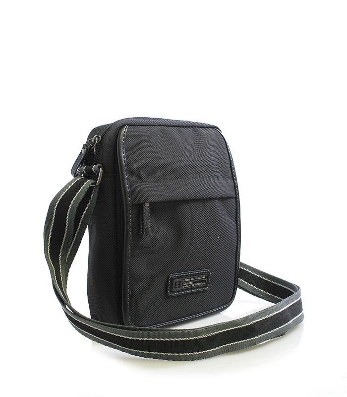 Černá taška na doklady Enrico Benetti 4469