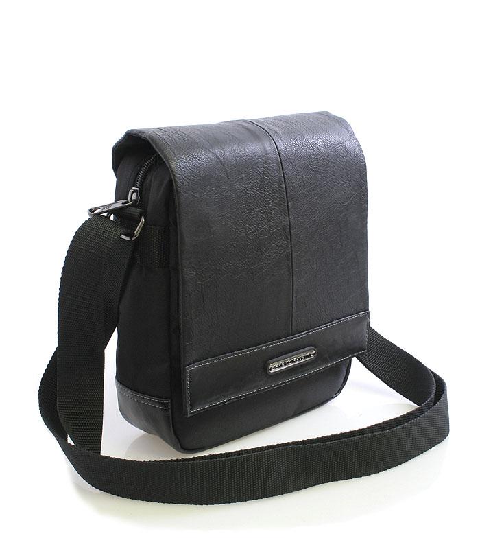Černá taška na doklady Enrico Benetti 4481