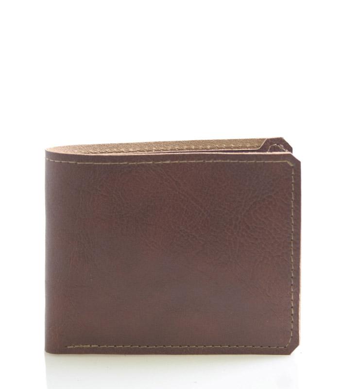 Pánská peněženka hnědá - Kabea