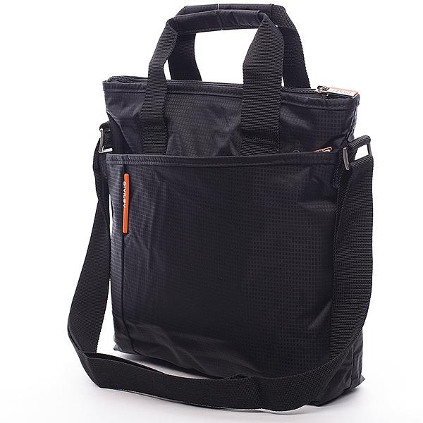 Černá taška přes rameno Diviley Jake