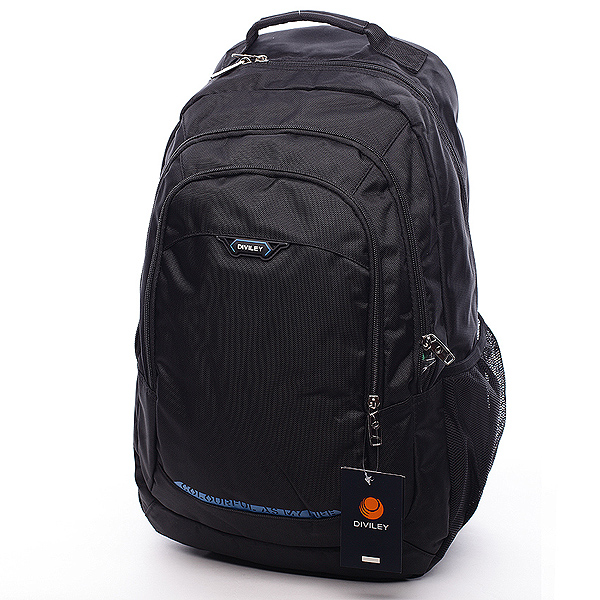 Pánsky batoh černý - Diviley Remi