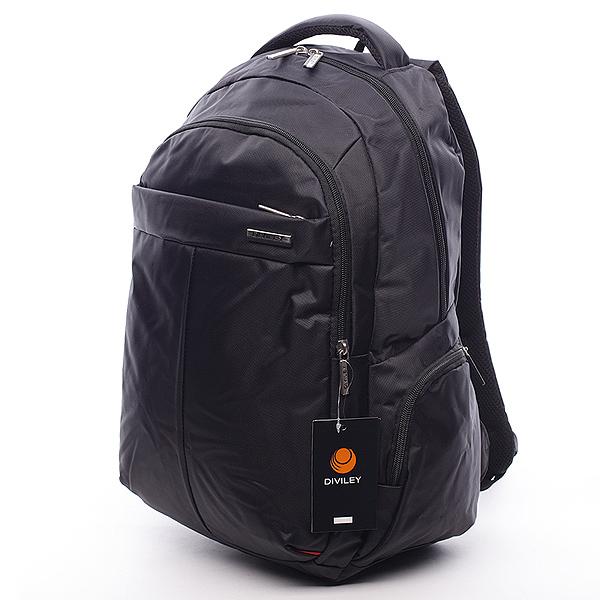 Pánsky batoh černý - Diviley Tony