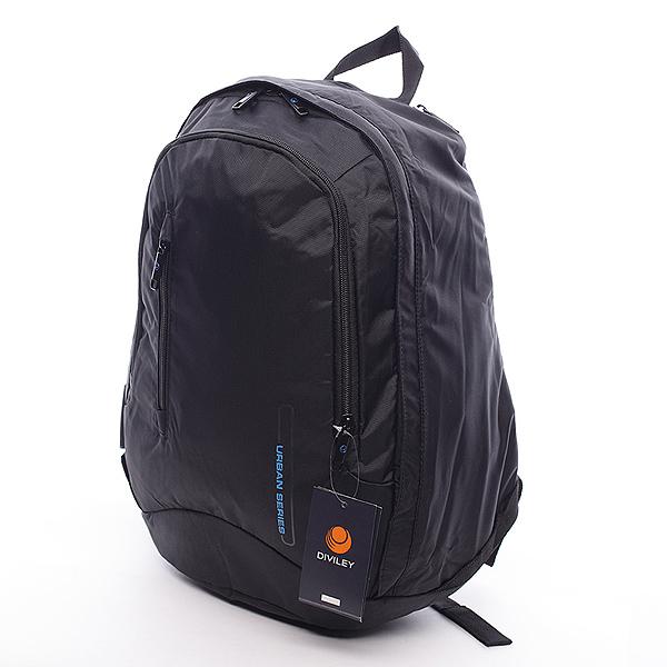 Pánsky batoh černý - Diviley Rendy