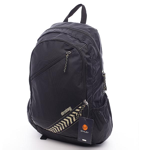 Pánsky batoh černý - Diviley Andy