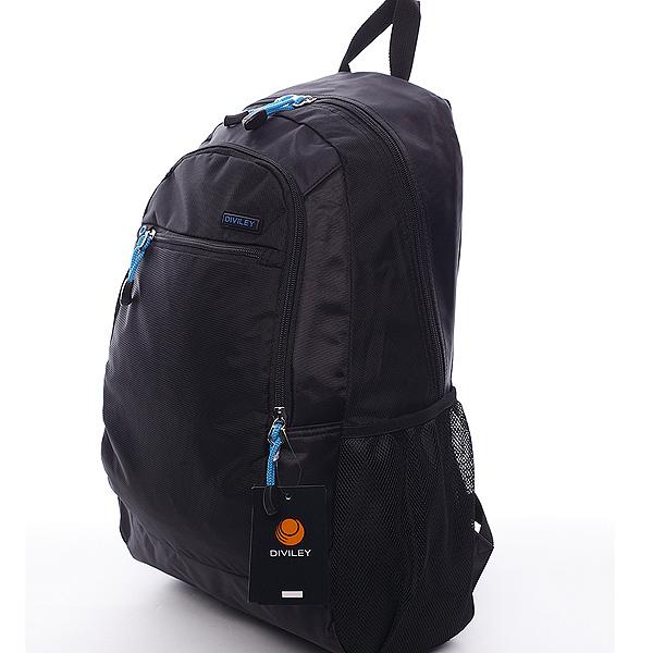 Pánsky batoh černý - Diviley Nate