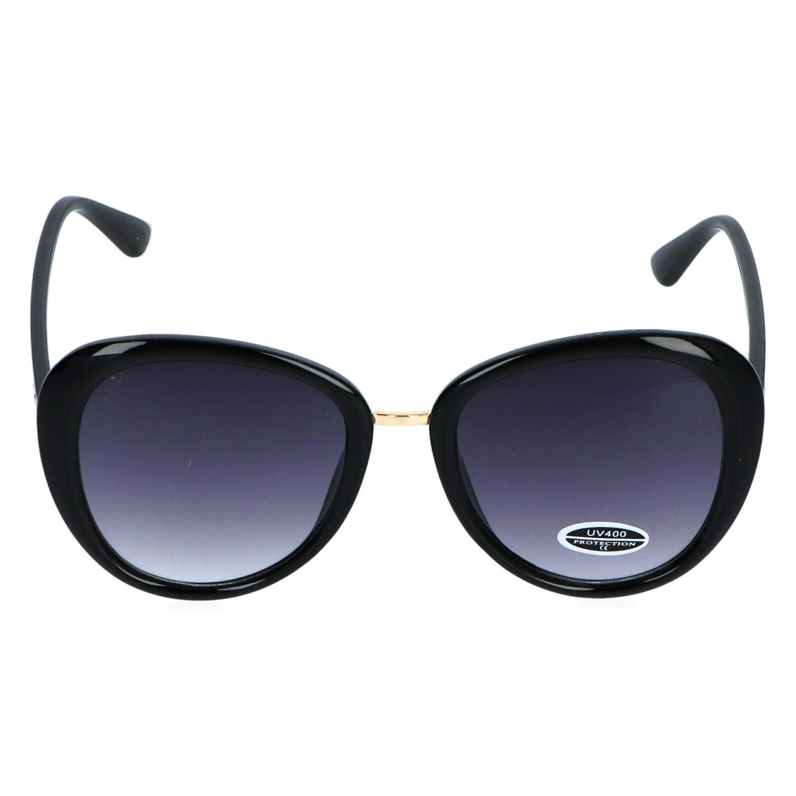 Dámské sluneční brýle černé - S3336