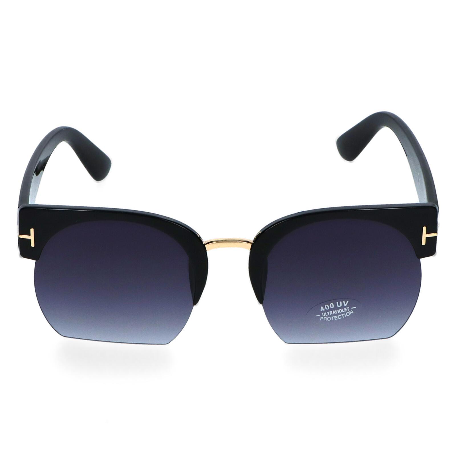 Dámské sluneční brýle černé - E5288