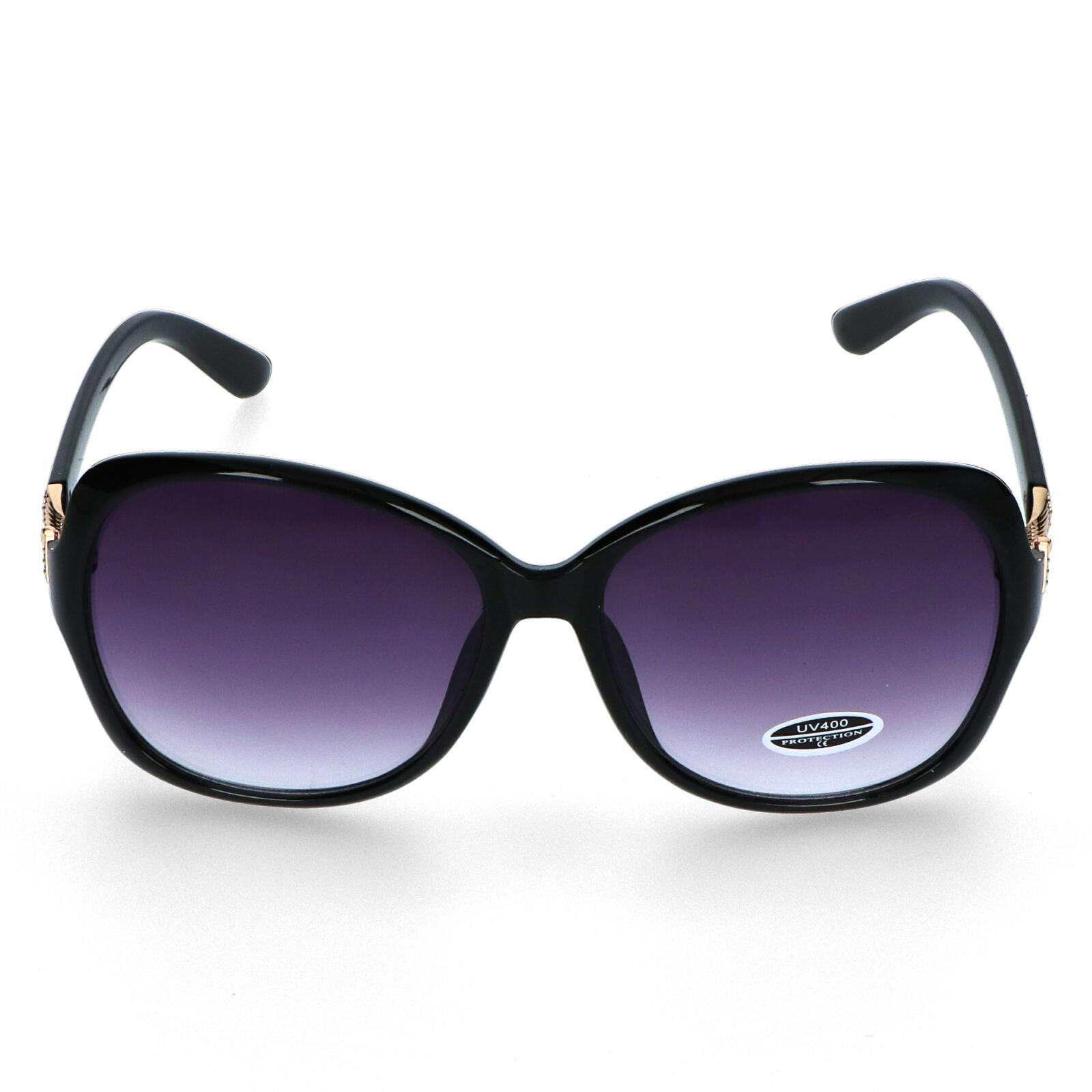 Dámské sluneční brýle černé - S0605