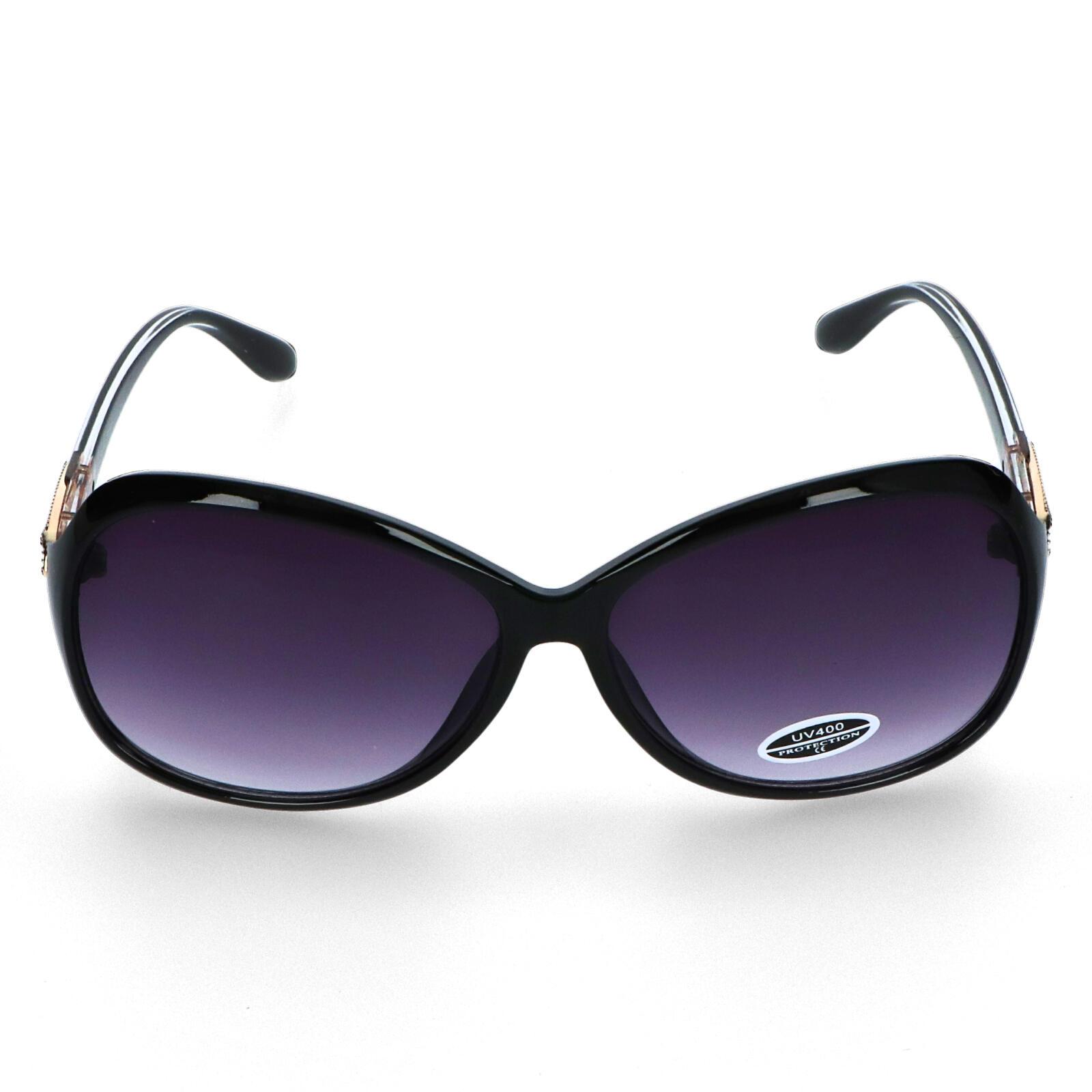 Dámské sluneční brýle černé - S0705