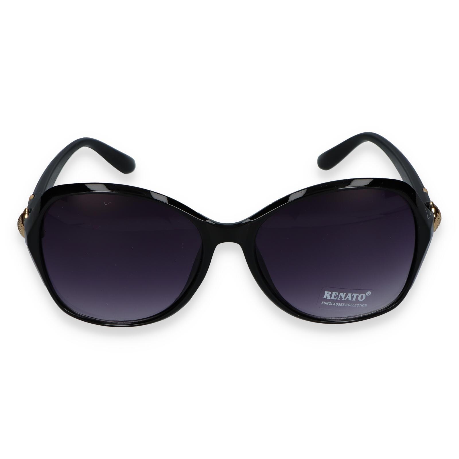 Dámské sluneční brýle černé - I123