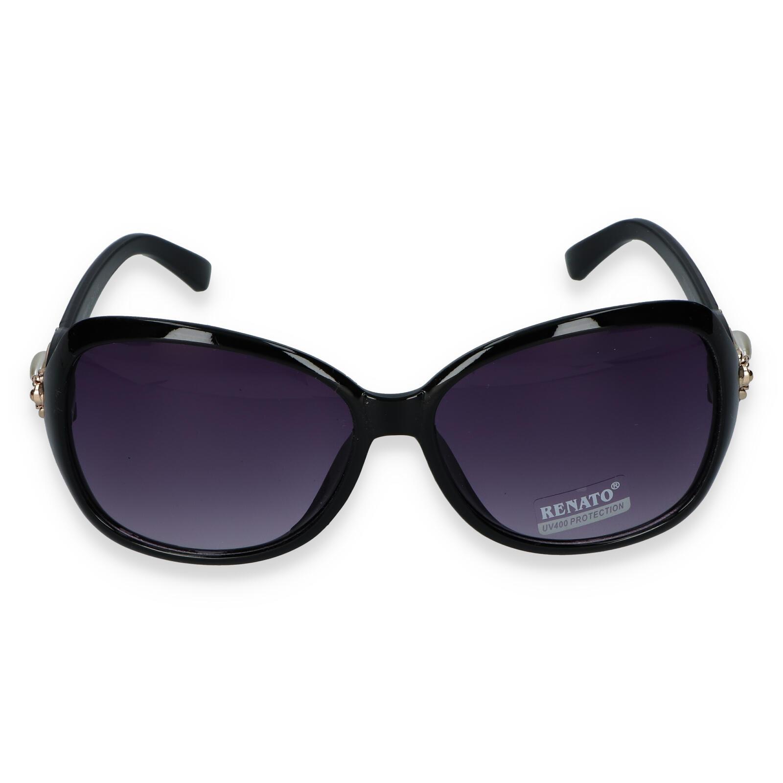 Dámské sluneční brýle černé - R013