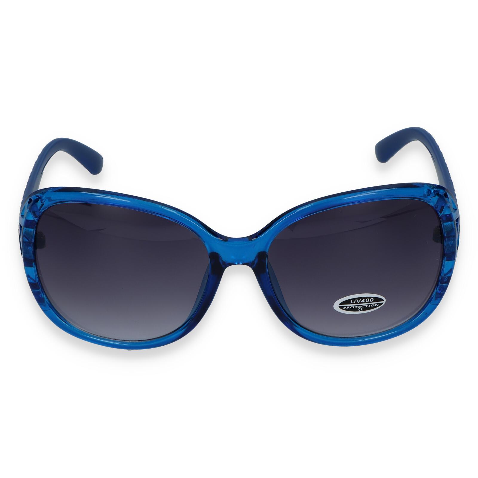 Dámské sluneční brýle modré - S0506