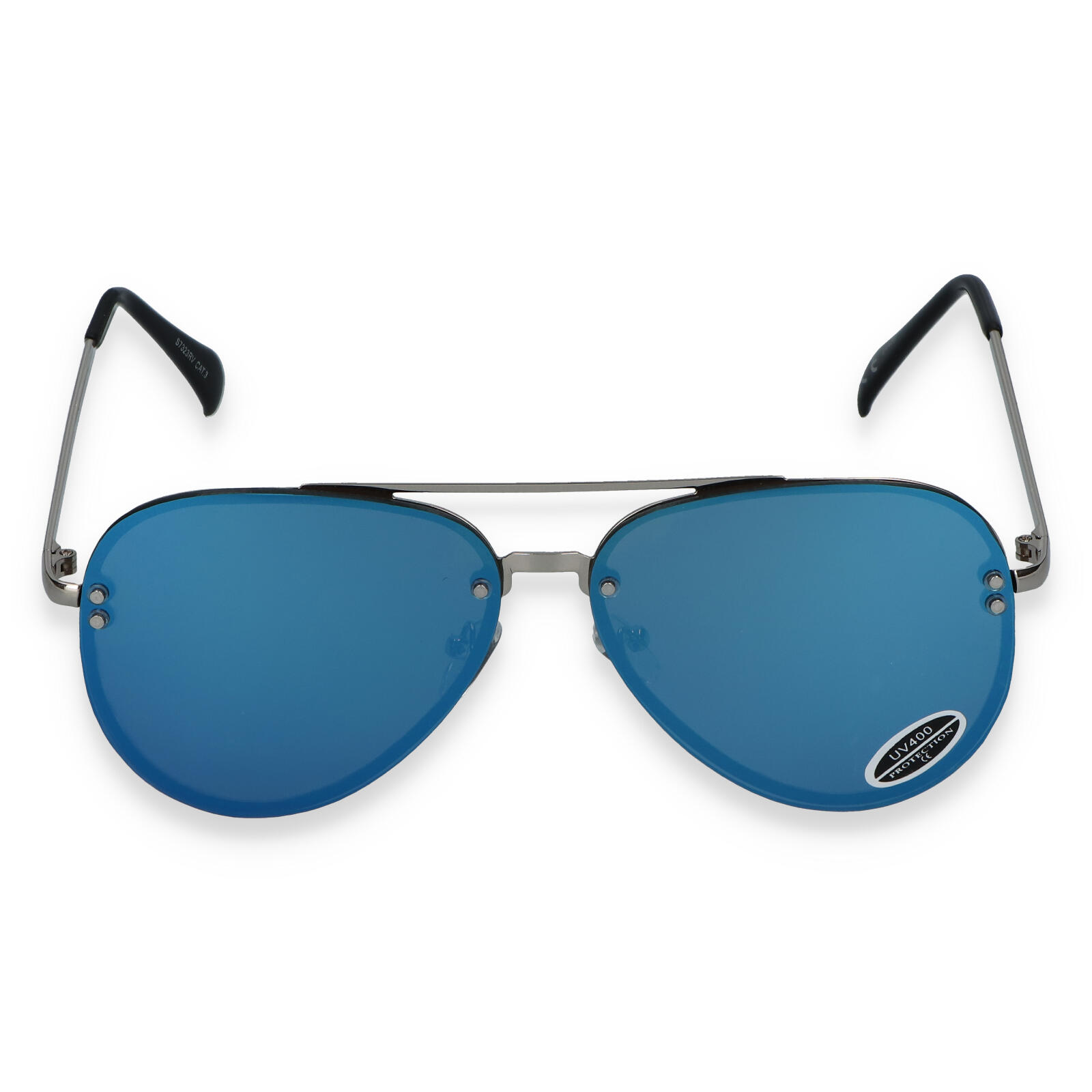 Dámské sluneční brýle modré - S3237