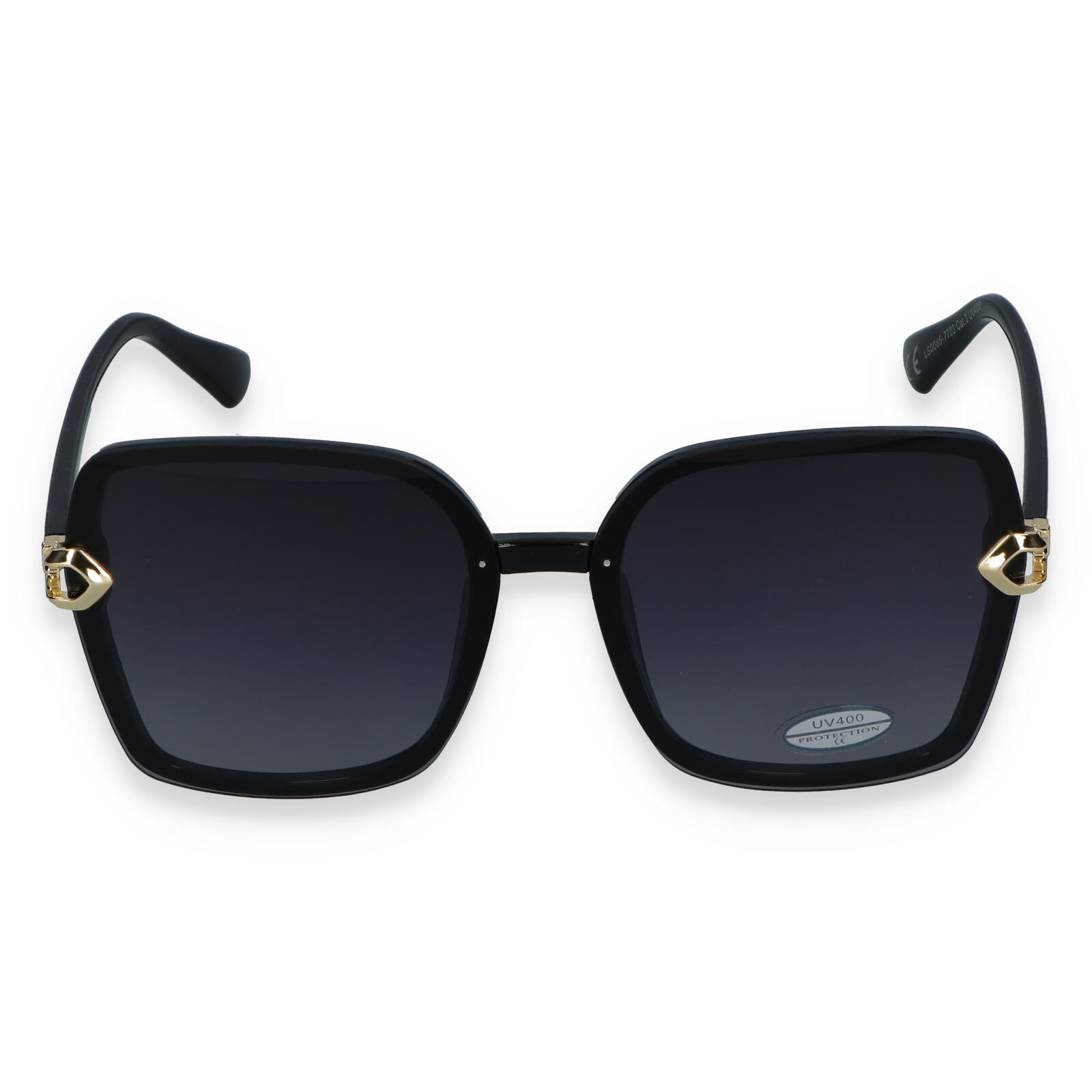 Dámské sluneční brýle černé - LS22