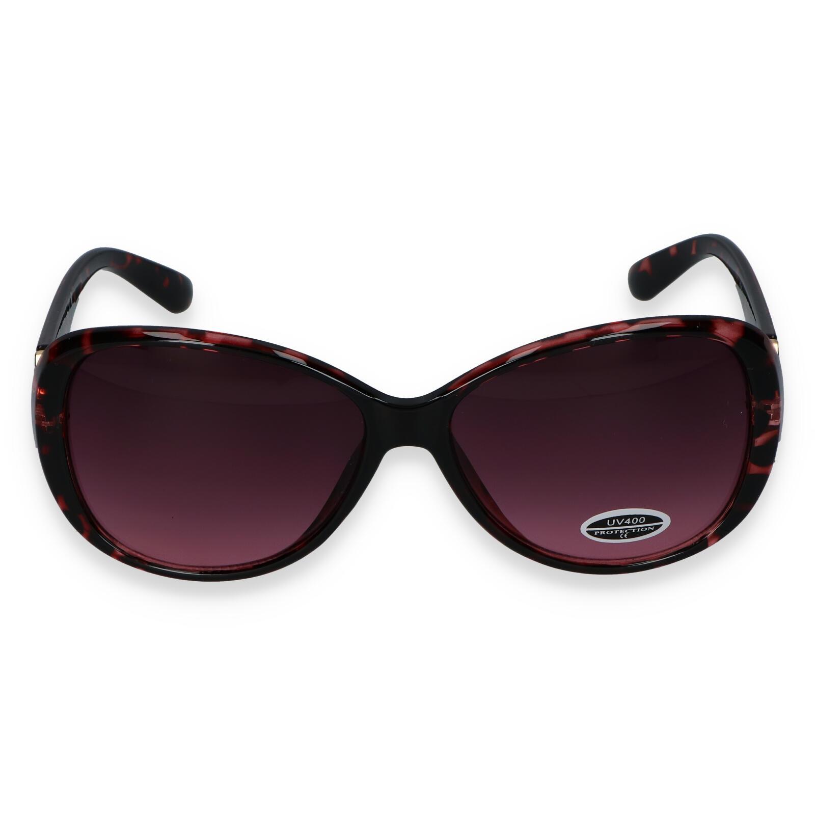 Dámské sluneční brýle černé - S4705