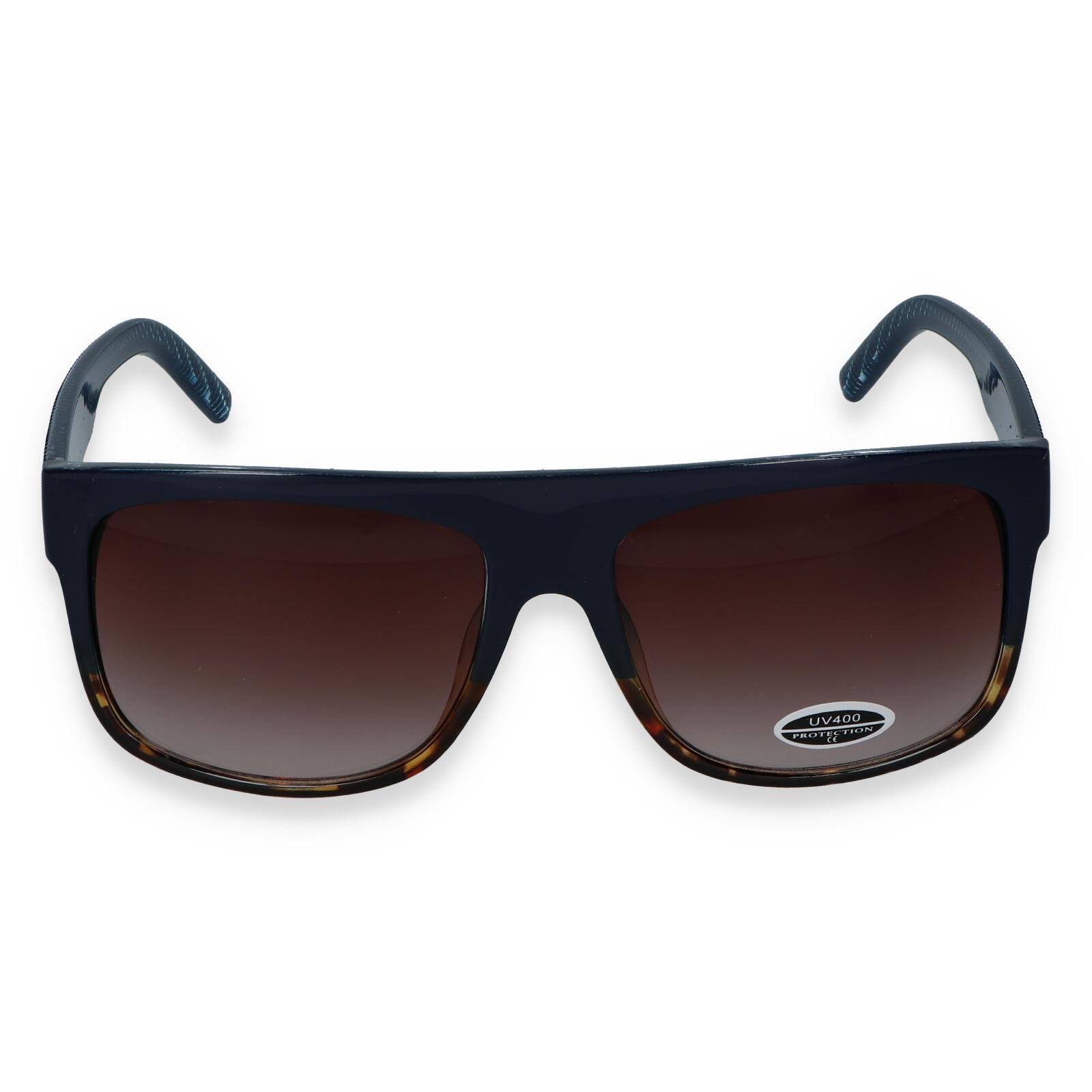 Dámské sluneční brýle tmavě modré - S2103