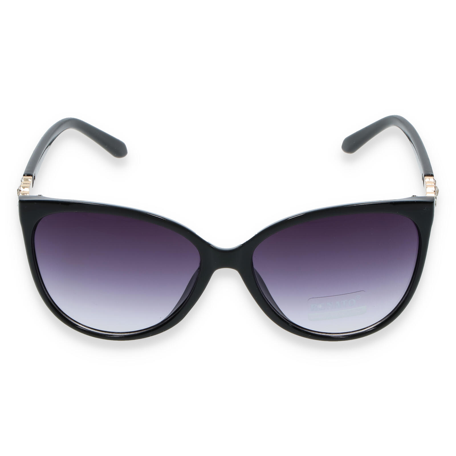 Dámské sluneční brýle černé - LUX232
