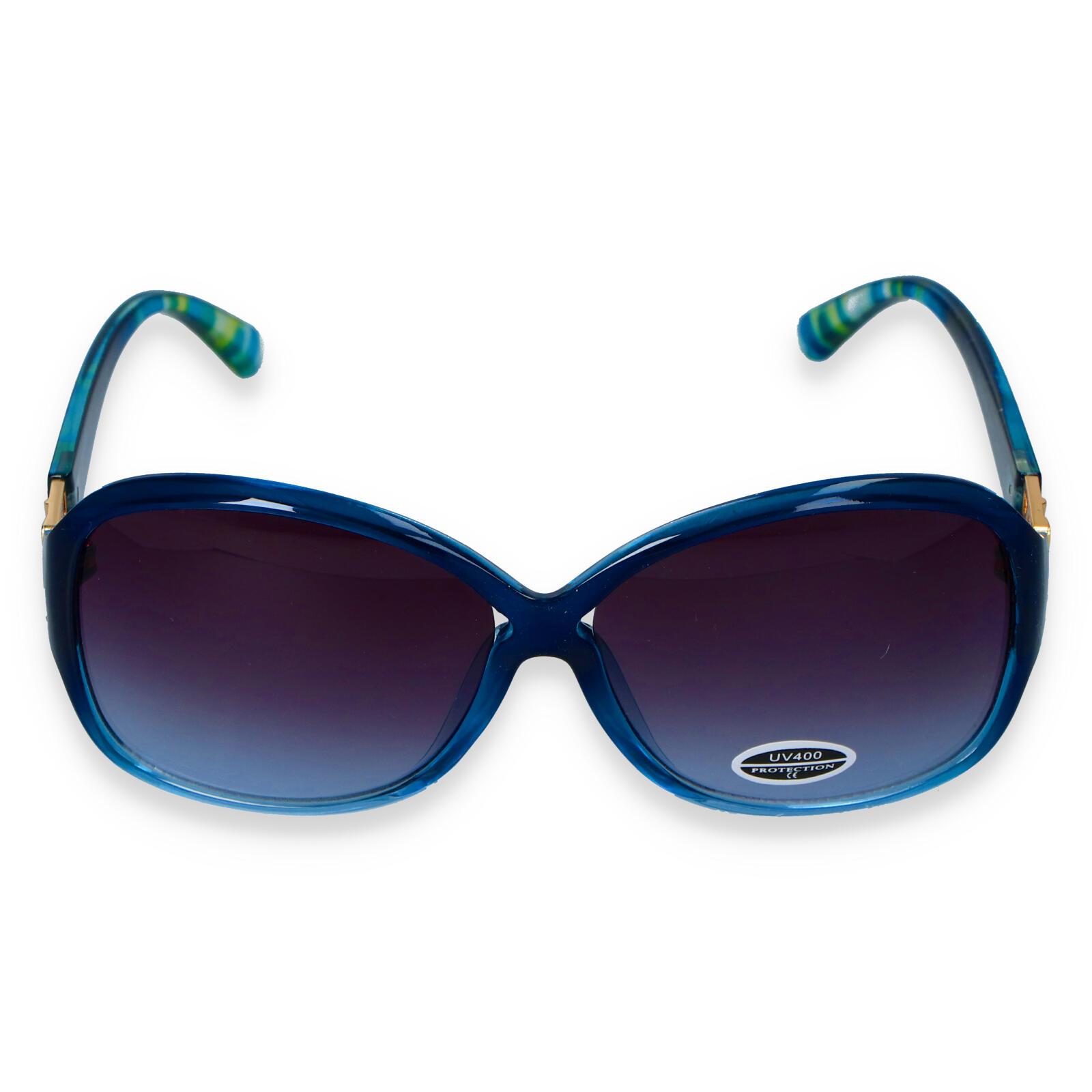 Dámské sluneční brýle modré - S7705