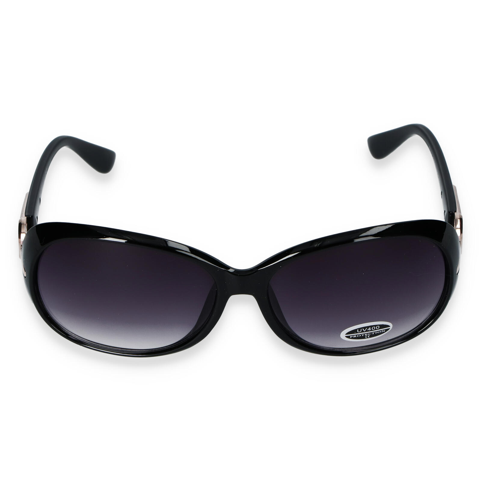 Dámské sluneční brýle černé - S4211
