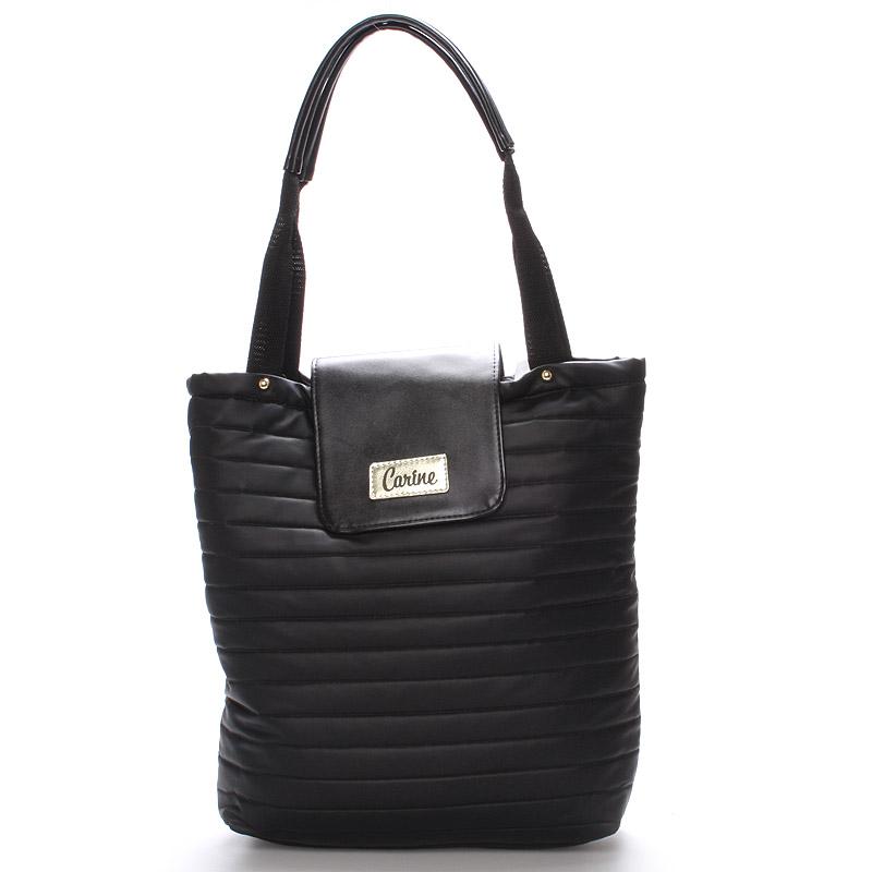Dámská originální kabelka černá - Carine Wichita