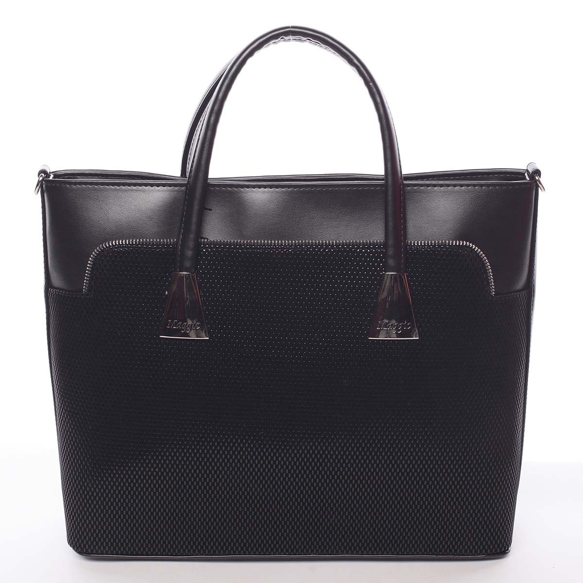 Dámská luxusní kabelka černá - Maggio Landry