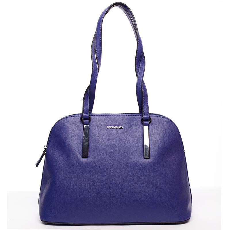 Dámská kabelka přes rameno modrá - David Jones Elena