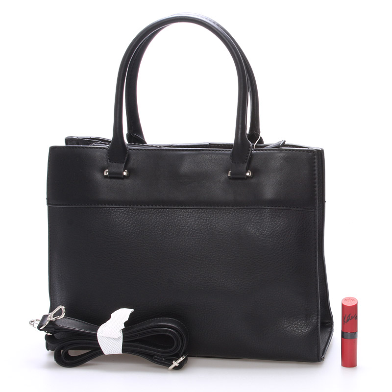 Dámská elegantní kabelka do ruky černá - David Jones Arménie