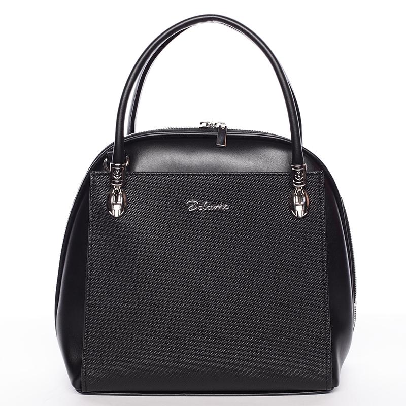 Dámská kabelka černá - Delami Florencia