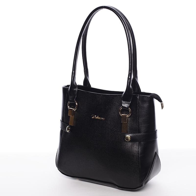 Dámská kabelka přes rameno černá - Delami Chayse