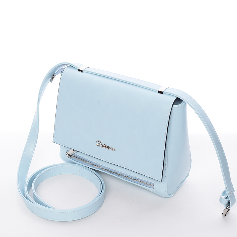 Dámská crossbody kabelka modrá - Delami Desiree