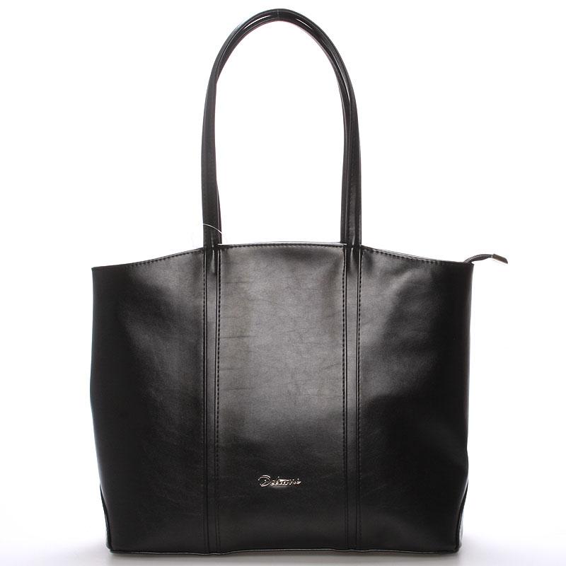 Dámská kabelka přes rameno černá - Delami Yvonne