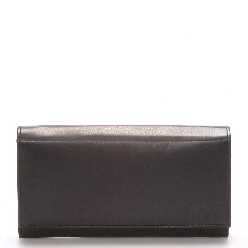 Stylová černá dámská peněženka - Delami Vippe