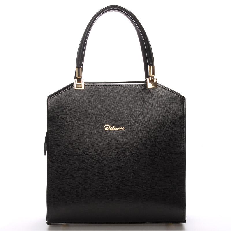 Originální dámská kabelka do ruky černá - Delami Chereen